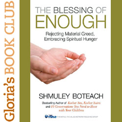 """The Blessing of Enough"""