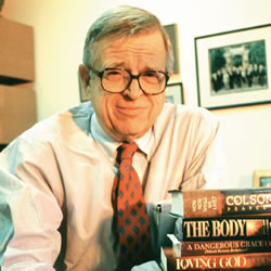 Farewell to our Friend, Charles Colson (1931- 2012)