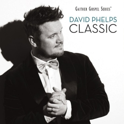 "David Phelps Releases ""Classic"" CD/DVD"