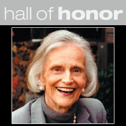 Hall of Honor: Ruth Bell Graham