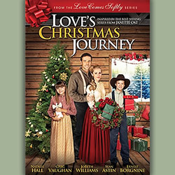 """Love's Christmas Journey"" DVD"