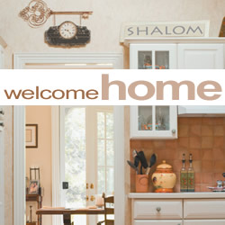 Welcome Home: Sacred Spaces