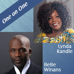 "Lynda Randle and BeBe Winans Discuss ""The Whitney I Knew"""