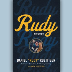 Book Spotlight: 'Rudy'
