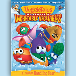 'VeggieTales: The Incredible Vegetables'
