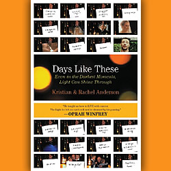 Book Spotlight: 'Days Like These'