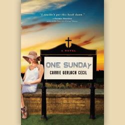Book Spotlight: 'One Sunday'