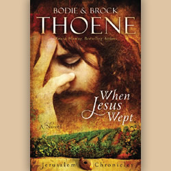 Book Spotlight: 'When Jesus Wept'