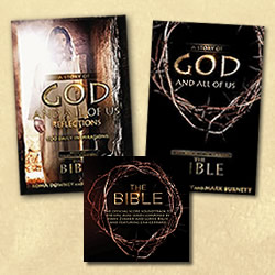 """The Bible"" Series Give-Away!"