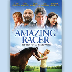 'Amazing Racer' DVD