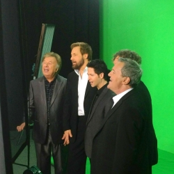 Gaither Vocal Band Singing U.S. National Anthem