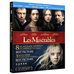 Les Miserables Give-Away