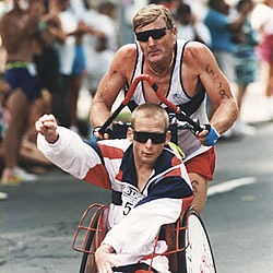 The Inspiring Story of Team Hoyt