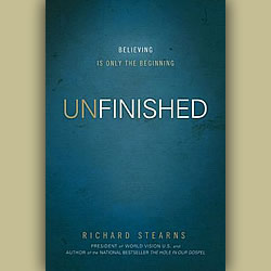 Book Spotlight: 'Unfinished'