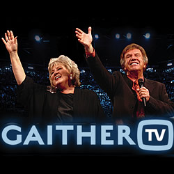 Launching Now… It's GaitherTV!