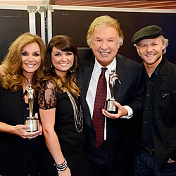 Nelons, Bill Gaither and Larry Gatlin win Telly Awards