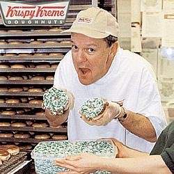 Mark Lowry: My Day at Krispy Kreme