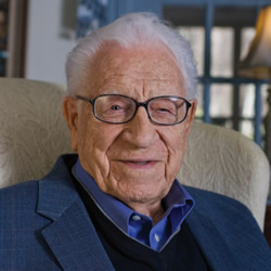 Let's Make A Memory — George Beverly Shea