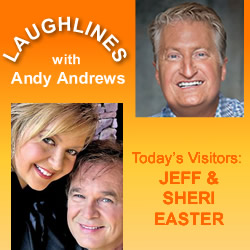 Laughlines: Jeff & Sheri Easter