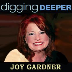 Digging Deeper: Joy Gardner