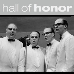 Hall of Honor: Melody Four Quartet