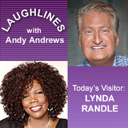 Laughlines: Lynda Randle