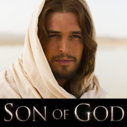 """Son of God"" Movie to Open in Theaters February 2014"