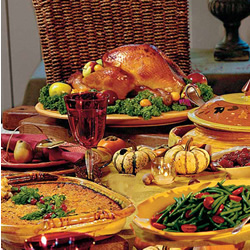 Is There a Special Thanksgiving Dish on Your Table?