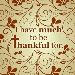 What Are You Most Thankful For This Year?