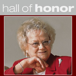 Hall of Honor: Lily Fern Weatherford