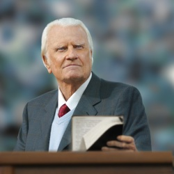 "Billy Graham's ""The Cross"""
