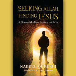 'Seeking Allah, Finding Jesus'