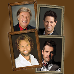 Welcoming a New Face to the Gaither Vocal Band!