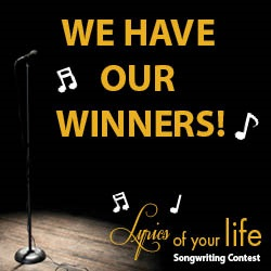 "Homecoming Magazine's 2014 ""Lyrics of Your Life"" Winners!"