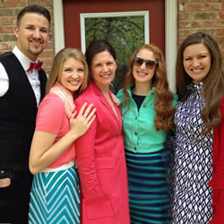 A Mother's Day Surprise for the Collingsworths