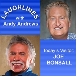 Laughlines: Joe Bonsall