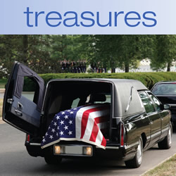 Treasures: Another Soldier's Coming Home