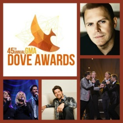 Homecoming Friends Nominated for 2014 Dove Awards