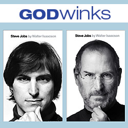 Steve Jobs, GODwinks and Heaven