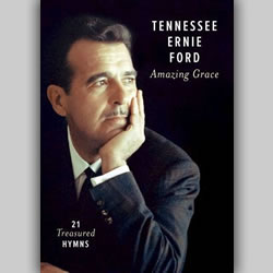 "Tennessee Ernie Ford's ""Amazing Grace"" Tops Sales Charts"