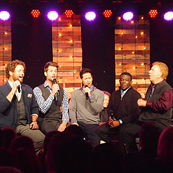 "Gaither Vocal Band to Release New DVD, ""Sometimes It Takes a Mountain"""