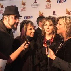 On the Red Carpet with the Isaacs