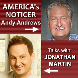 Ever Notice?: Jonathan Martin