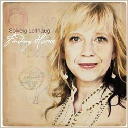 "Solveig Leithaug Honored for ""Faraway Lullaby"""