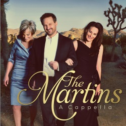 "The Martins ""A Cappella"" Earns Grammy Nomination"