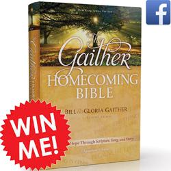 Gaither Homecoming Bible winners, Feb. 22-24