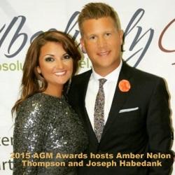 2015 AGM Award Winners