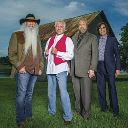 The Oak Ridge Boys Announced as Country Music Hall of Fame Inductees