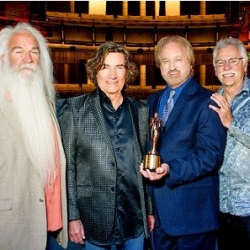 The Oak Ridge Boys Honored for work with American Legion