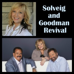 Solveig Leithaug and Goodman Revival Join Christ Church Choir for Benefit Concert